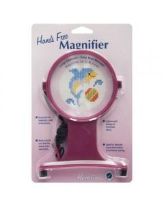 hands free neck magnifier