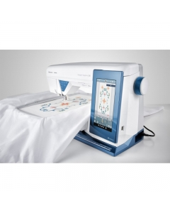 Husqvarna Designer Sapphire 85 sewing and embroidery machine
