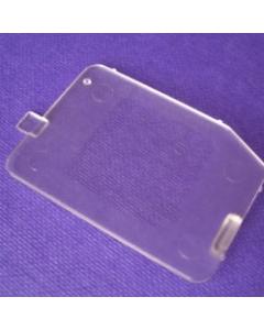 Plastic bobbin cover