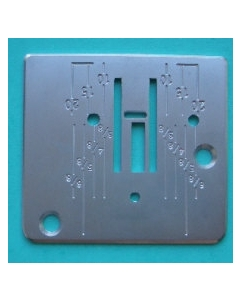 Standard Janome Front Loading Needle Plate