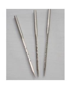 3 x Janome Embellisher needles