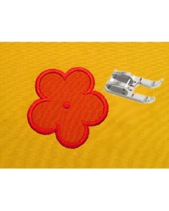 Brother Open Toe Applique Foot Fo60