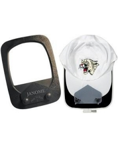 Baseball Cap Hoop/Frame For Janome Machine Embroidery
