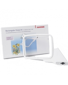 Janome Embroidery Hoop Re, 140 X 200 Mm to fit MC11000