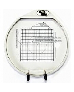 Janome Spring Loaded Hoop F 126x110mm for Janome Embroidery Machines