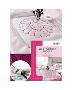 Pfaff Creative All Fabric Hoop Size 130 X 130mm for Pfaff Embroidery Machines