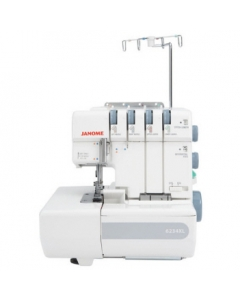 Janome 6234XL Overlocker is an Ideal second machine for quick professional results