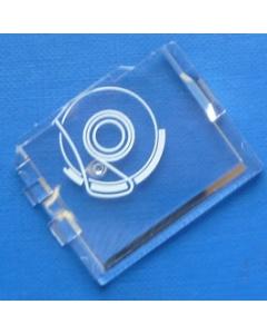 Janome plastic slide plate