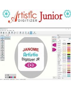 Janome Artistic Junior Software