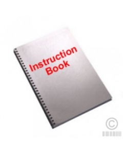 Janome DC4100 Book