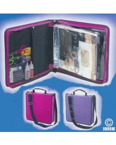 Craft Tools Storage Bag with Shoulder Strap