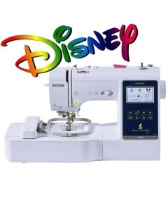 Brother M280D Disney Sewing and Embroidery Machine