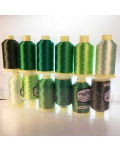 Marathon Green collection