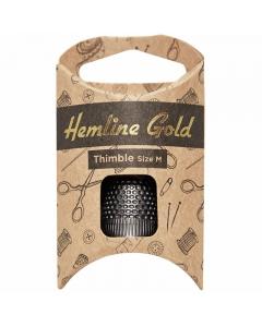 Medium Black Thimble