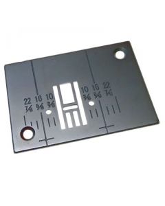 Singer Brilliance Needle Plate