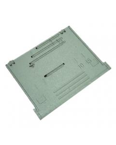 Brother plastic slide plate