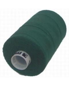 Moon Polyester Overlock Thread 1000yds Bottle Green