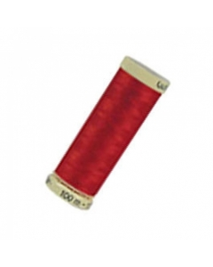 Gutermann Sew All Thread - 156 Flame Red