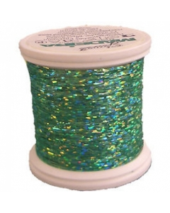 Madeira Jewel Holographic Thread in Green