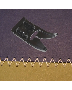 Silver Viscount sewing machine zig zag sewing foot