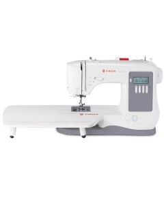 Singer Confidence 7640 sewing machine with extension table