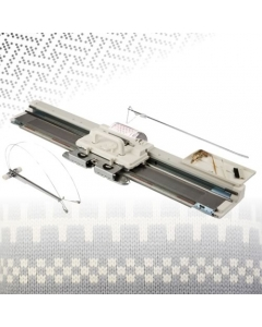 Silver SK280 knitting machine