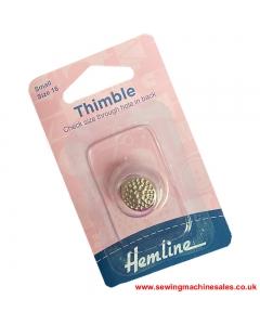 Size 16 small thimble