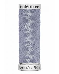 Gutermann Sulky Rayon Thread 200m (1165) Periwinkle