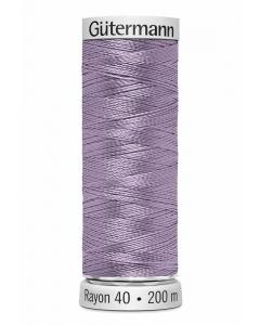 Gutermann Sulky Rayon Thread 200m (1193) Light Lavender