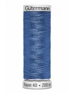 Gutermann Sulky Rayon Thread 200m (1196) Mid Lilac