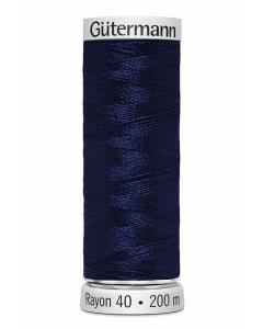 Gutermann Sulky Rayon Thread 200m (1197) Dark Heliotrope