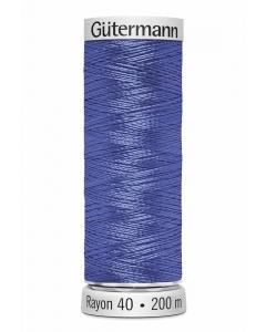 Gutermann Sulky Rayon Thread 200m (1226) Light Periwinkle