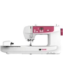 Silver Viscount Wifi Sewing & Embroidery Machine