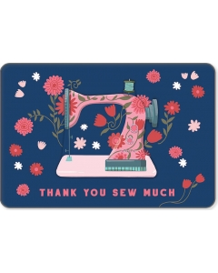 Thank You Sew Much Gift Card