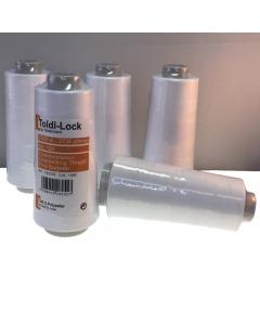 Toldi-lock overlocker thread in white