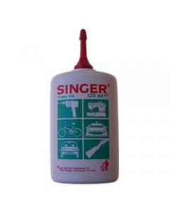 Singer super oil