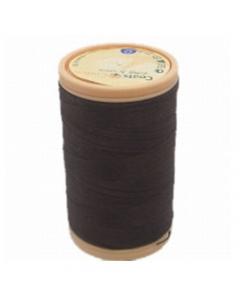 Coats Cotton Thread Very Dark Brown 9114