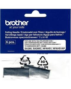 6 Pack of felting needles