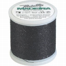 Madeira metallic SUPERTWIST 200m 70 midnight