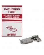 Gathering foot
