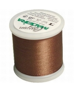 Madeira Embroidery Rayon Thread - 1144 Light Brown