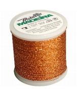 Madeira Metallic Supertwist 200m - 28 Copper