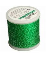 Madeira Metallic Supertwist 200m - 57 Emerald