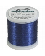 Madeira Metallic Thread 200m 338 Cobalt