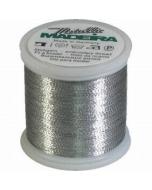 Madeira Metallic Thread 200m - Aluminium