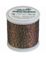 Madeira Metallic Supertwist 200m - 251 Tarnished Gold