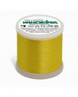 Madeira Machine Embroidery Rayon Thread - 1223 Mimosa Yellow