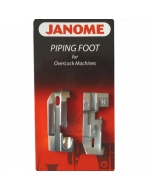 Piping foot set of two sizes