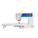 Janome 5270QDC sewing machine with extension table