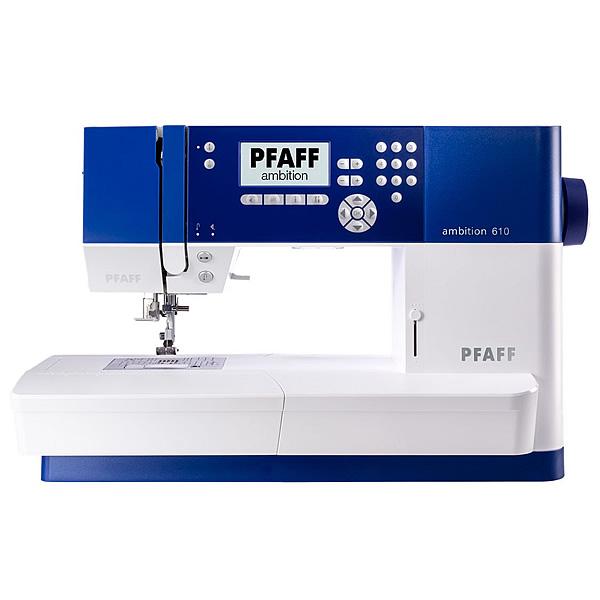 Pfaff Ambition 610 - Sewing Machine Sales